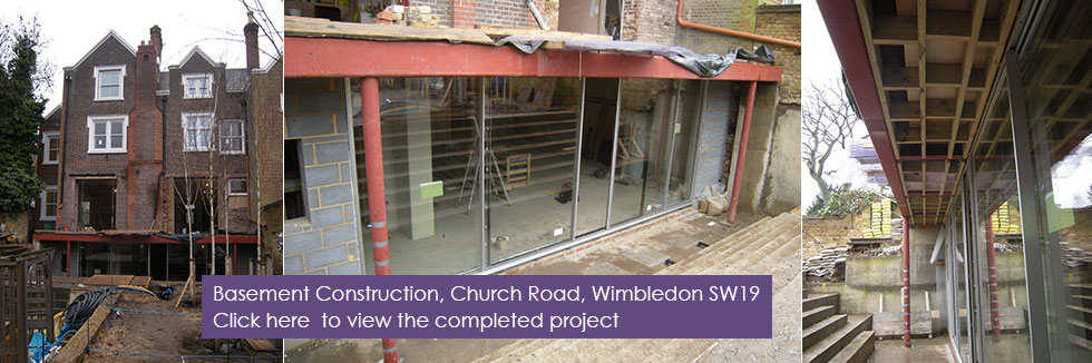 Basement Construction Method Statements Hammersmith